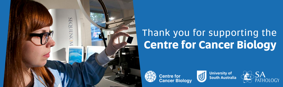 Support the Centre for Cancer Biology